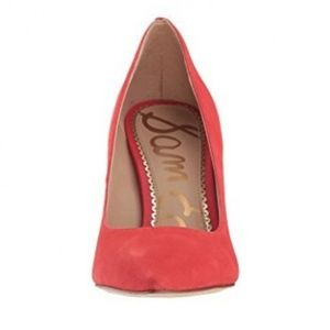 905744ce1 Sam Edelman Shoes - NWT WIDE SAM EDELMAN-HAZEL CORAL PUNCH KID SUEDE